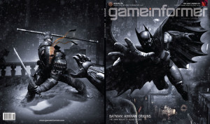 The upcoming Game Informer shows off not only Batman swinging into action but one of 8 assassins, Deathstroke!