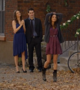 I can deal with these clothes for another few seasons...