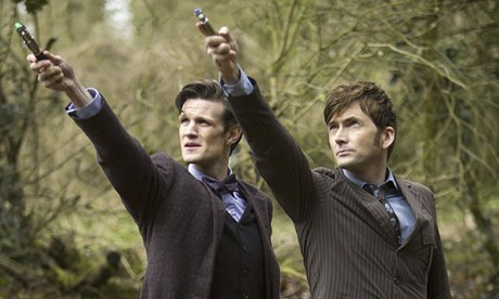 Doctor Who: Day of the Doctor